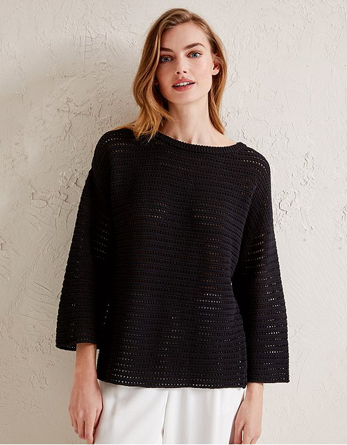 77744aa55f41 Jumpers & Cardigans | Wool & Cotton | The White Company UK