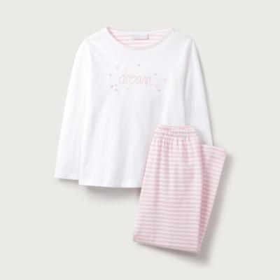 Dream Embroidered Pyjamas (1-12yrs)
