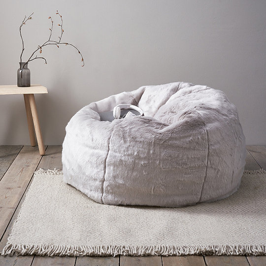 Added to bag. Checkout. Continue shopping. Back  The White Company · Home ·  Home Accessories · Beanbags  Luxury Faux Fur ... f917138c188c1