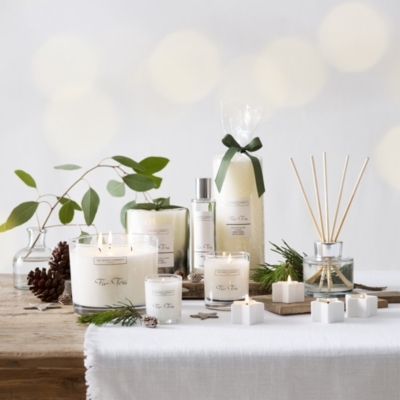 Fir Tree Mini Diffuser & Votive Set
