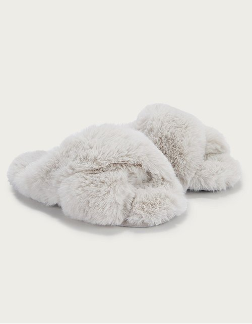 a7a2c92df Luxury Slippers & Bed Socks | The White Company UK