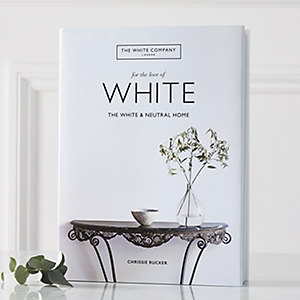 For The Love Of White Book by Chrissie Rucker OBE