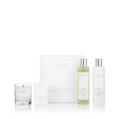 Fresh Grapefruit Luxury Gift Set