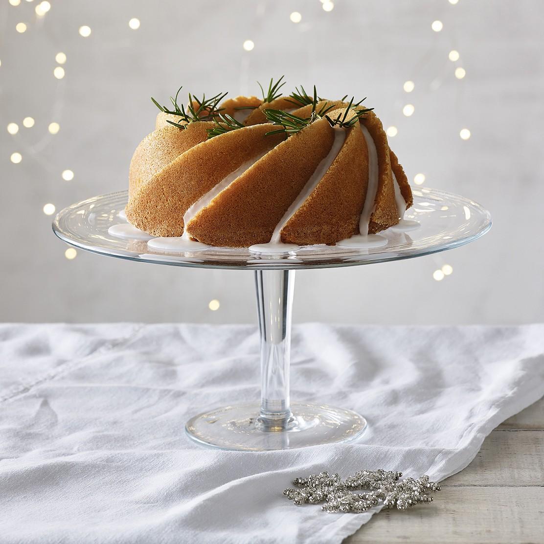 Gl Cake Stand Glware The
