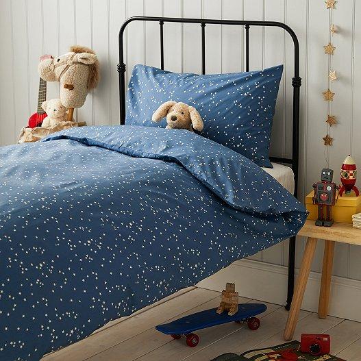 Glow In The Dark Bed Linen Children S