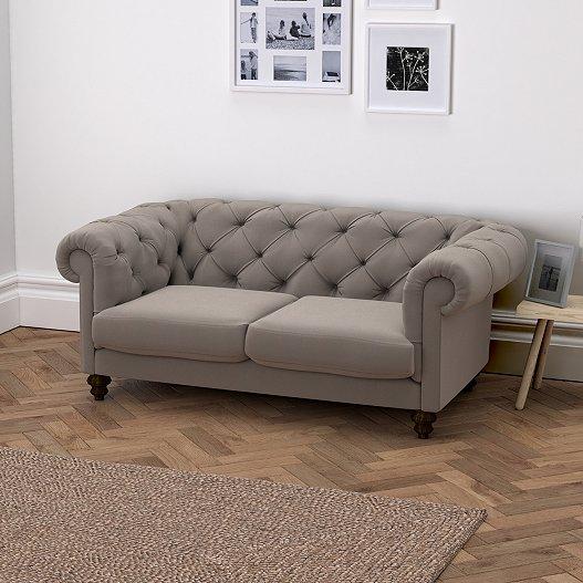 Hampstead Velvet Sofa Sofas