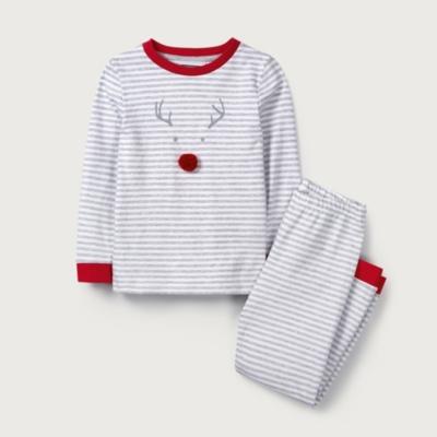 Jingles Reindeer Pyjamas (1-12yrs)