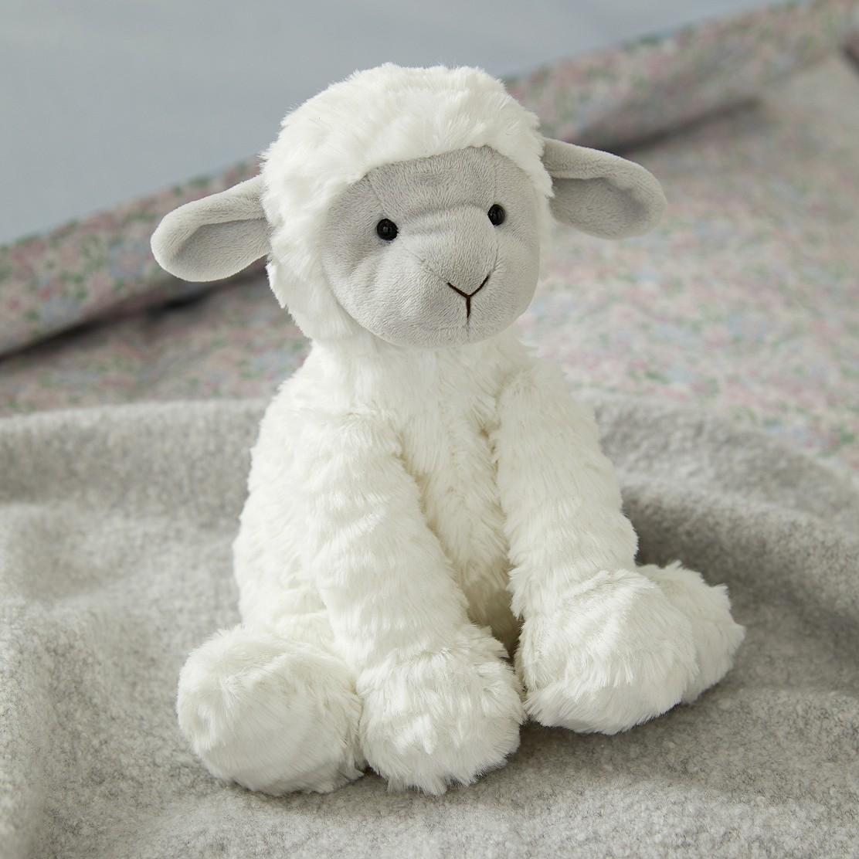 M Jellycat Fuddlewuddle Lamb Peluche