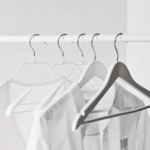 Knitwear Wide End Hangers - Set of 6
