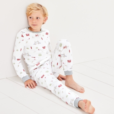 London Print Pyjamas (1-12yrs)