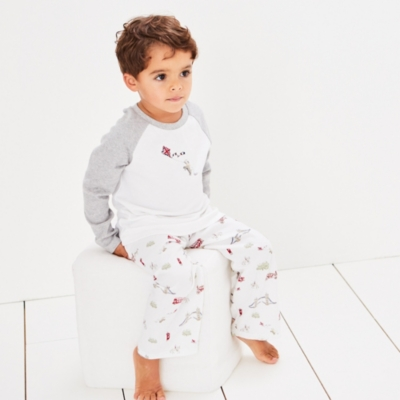 London Jersey Pyjamas (1-12yrs)