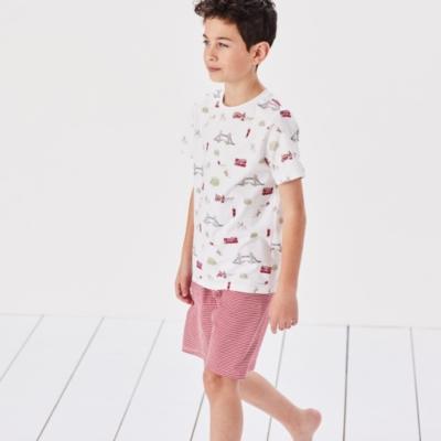 London Stripe Pyjamas (1-12yrs)