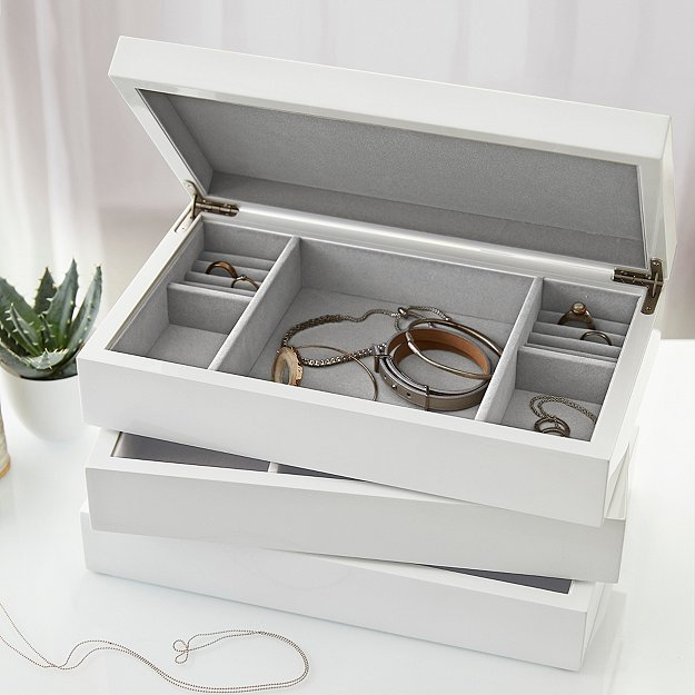 Lacquer Open Tray