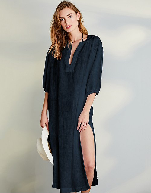 e50e08d7edb34 Dresses & Jumpsuits | Cotton & Linen | The White Company UK