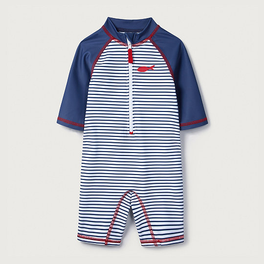 2bee89f48d Little Fish Surf Suit (0-24mths) | Baby Boys' | The White Company UK