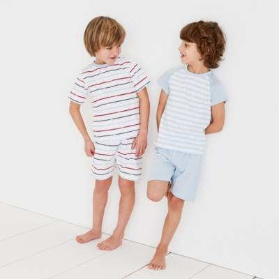 Mariner Striped Pyjamas - Set of 2 (1-12yrs)