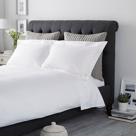 c777f5882c9f Mayfair Bed Linen Collection   Bedroom Offers   The White Company UK