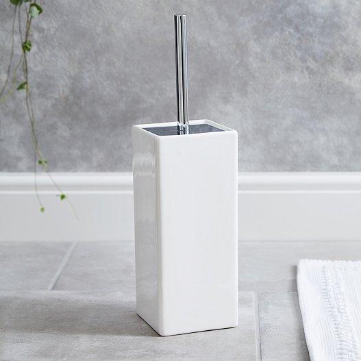 Newcombe Ceramic Toilet Brush Holder