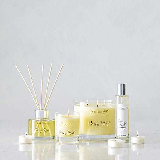 b091c7b87e1 Added to bag. Checkout. Continue shopping. The White Company · Candles &  Fragrance · Our Fragrances; Orange Rind Collection