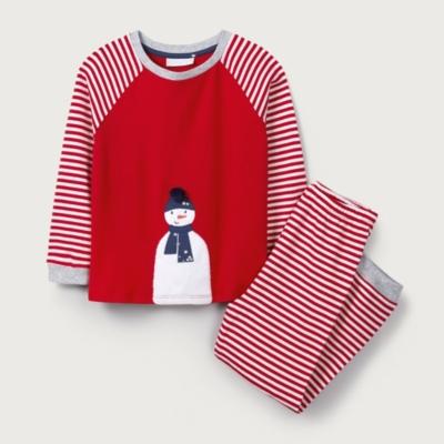 Snowman Pyjamas (1-12yrs)
