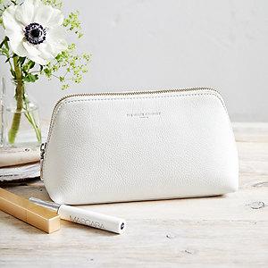 Pebblegrain Leather Make-Up Bag