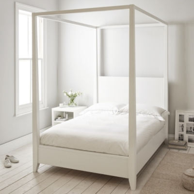 Pimlico Four Poster Bed Beds The White Company Uk