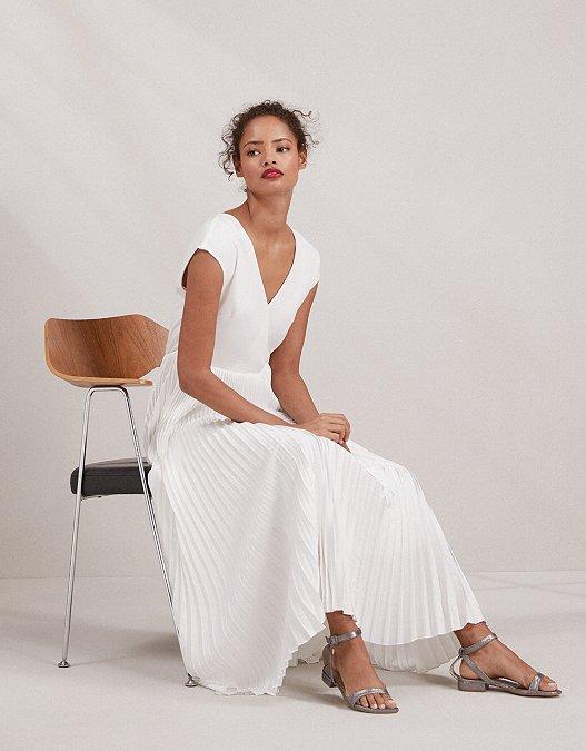 on sale popular brand lowest discount Pleated Skirt Dress