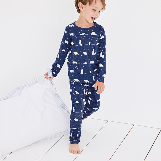 561ad4267b89 Polar Bear Journey Pyjamas (1-12yrs)