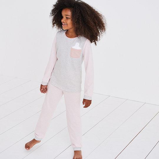 220abb98e803 Polar Bear Pocket Pyjamas (1-12yrs)