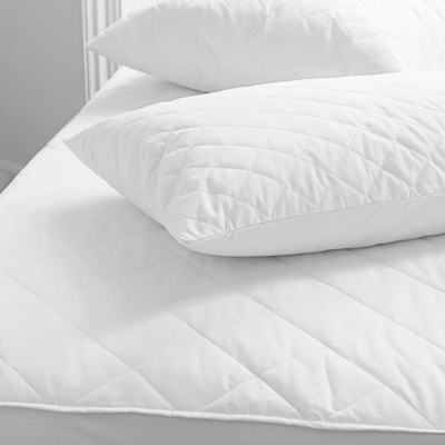 in 5 Sizes Luxury Quilted MATTRESS PROTECTOR Hygienic and Non-Allergenic