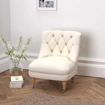 Richmond Cotton Tub Chair - 3 Colours