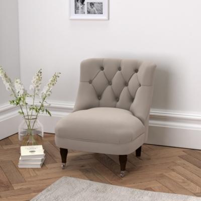Richmond Velvet Tub Chair  - 2 Colours