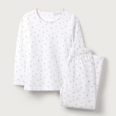 Rose Bud Print Pyjamas (1-12yrs)