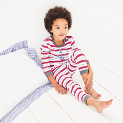 Stripe Anchor Pyjamas (1-12yrs)