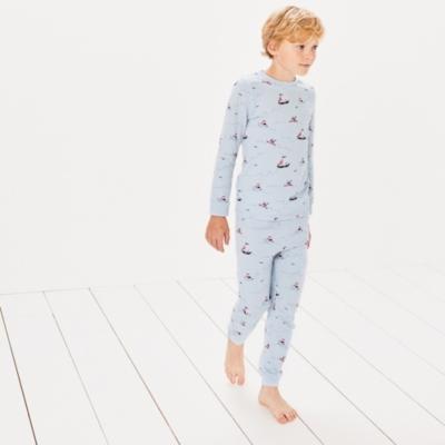 Sailing Print Pyjamas (1-12yrs)