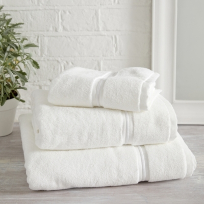 Savoy Towels - White