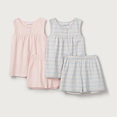 Striped Pyjamas (2-12yrs) - Set of 2