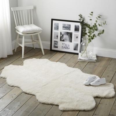 Sheepskin Large Rug