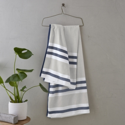Sorrento Stripe Beach Towel