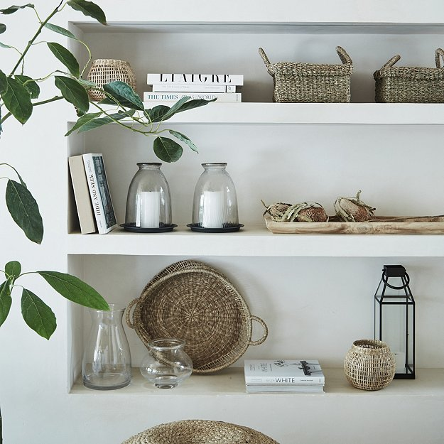 Seagrass Woven Tray
