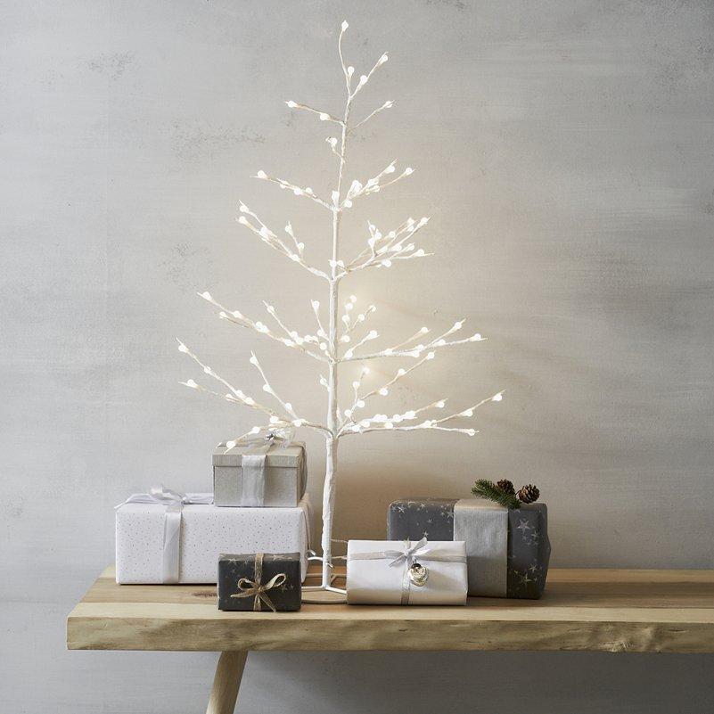 3ft White Christmas Tree.Snow Christmas Tree 3ft