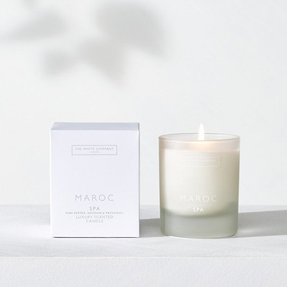 Spa Maroc Collection | Candles and Fragrance | The White