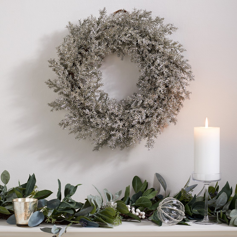 Sparkle Wreath