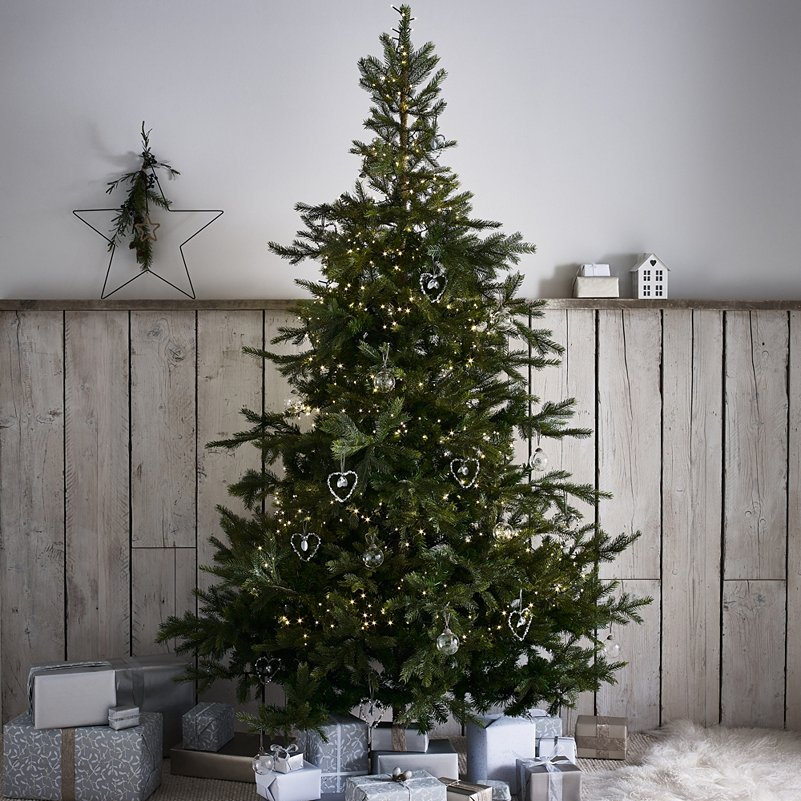 Most Realistic Artificial Christmas Tree.Spruce Christmas Tree 7 5ft