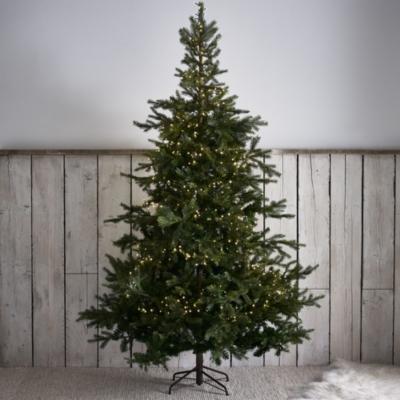 Natural Christmas Tree.Spruce Christmas Tree 7 5ft