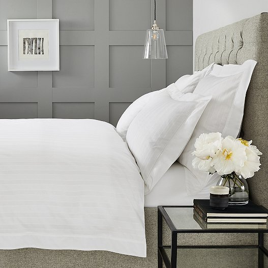 Stanford Stripe Bed Linen Collection