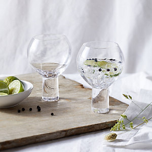 Stemless Gin Glass - Set of 2