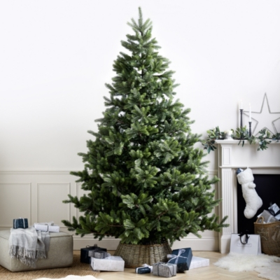 9ft Christmas Tree.Symons Nordmann Christmas Tree 9ft