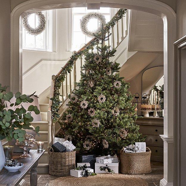 Symons Nordmann Christmas Tree – 9ft | Christmas Trees ...