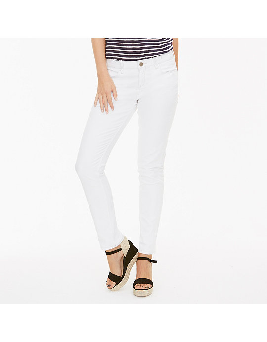 Sale THE SKINNY JEANS white